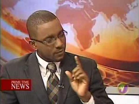 Archibald Gordon of Television Jamaica